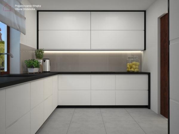 Projekt kuchni na Śląsku 2