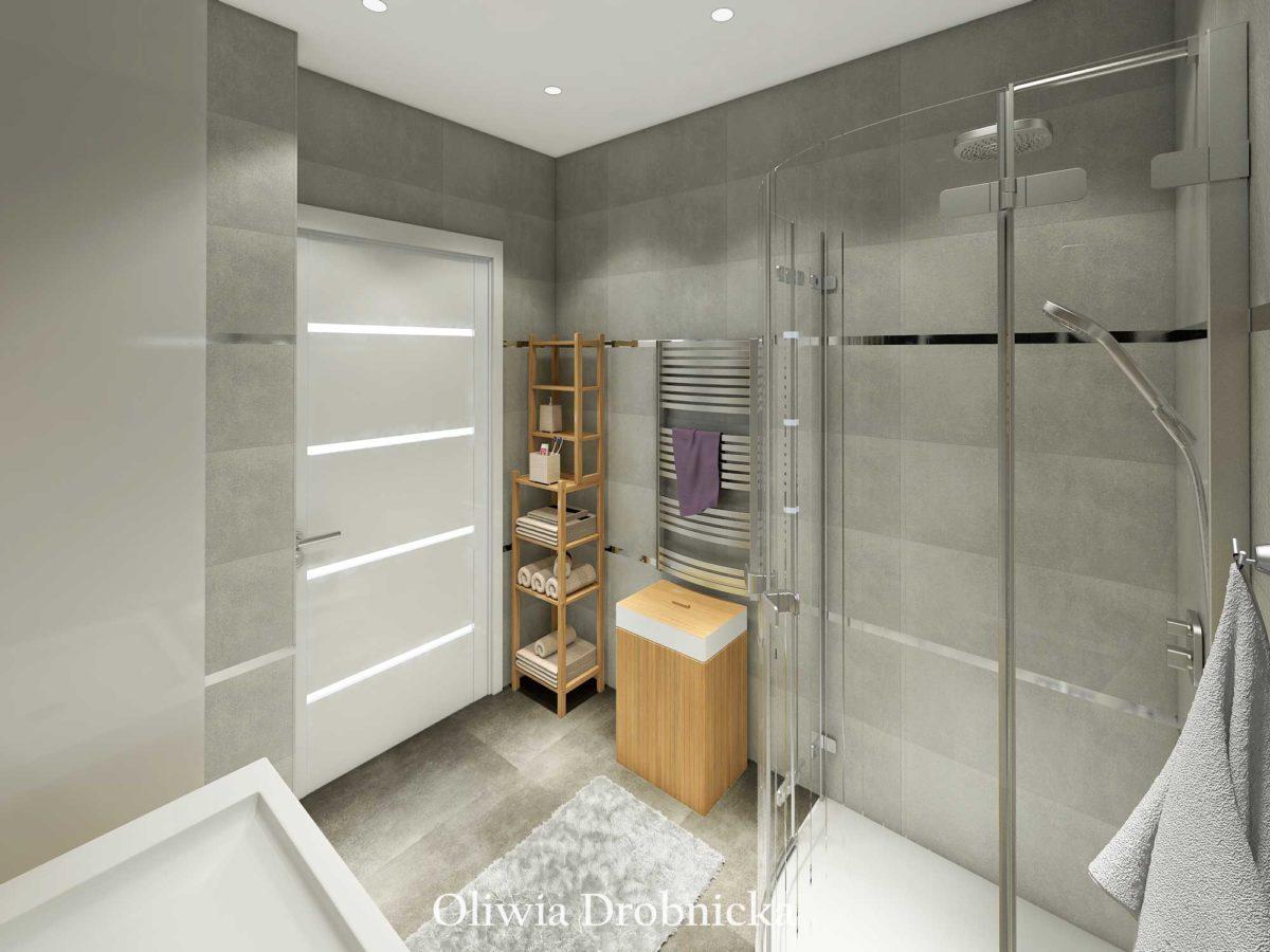 Szara łazienka 4