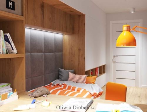 Drewno w salonie modern classic – nasze propozycje
