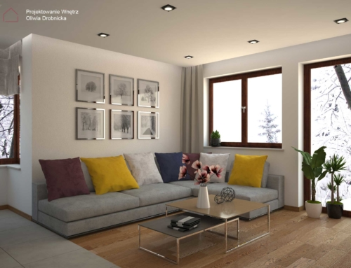 Nowoczesny salon – stylowe dodatki do pokoju
