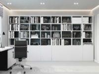 Projekt domowego biura 2