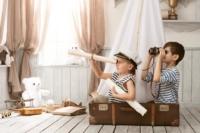 Aranżacja wnętrza - pokój chłopca