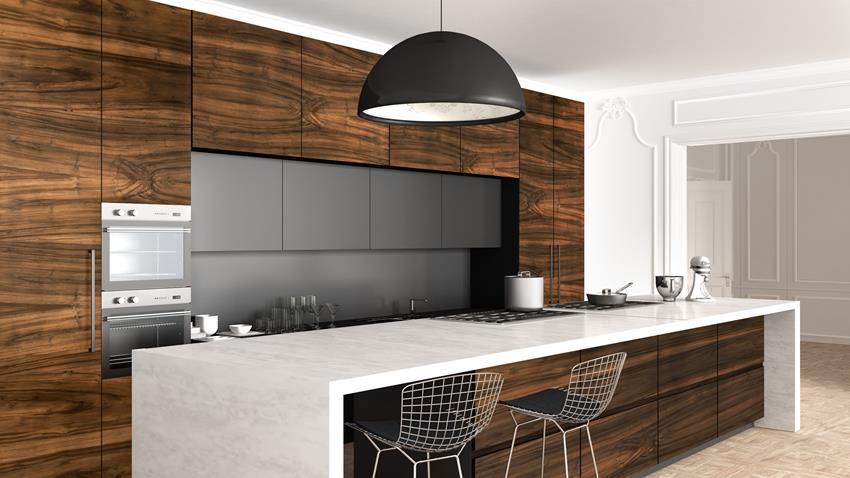 Kuchnia - połączona z salonem czy oddzielna