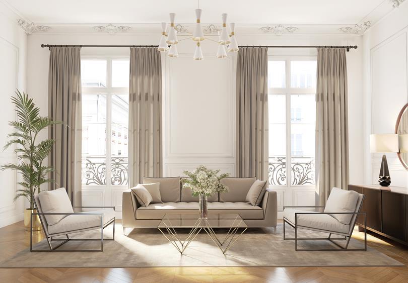 Aranżacje luxury design