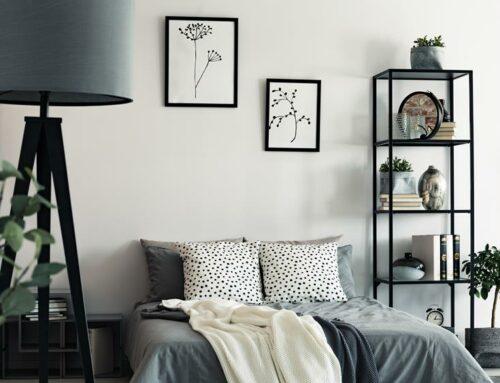 Nowoczesny minimalizm w salonie – niesłabnący trend wśród architektów wnętrz
