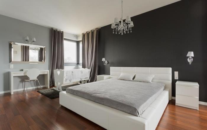 Sypialnia modern classic
