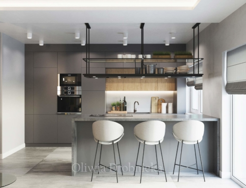 Projekt nowoczesnego domu
