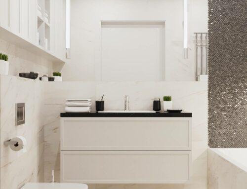 Współczesna klasyka w łazience. Co to takiego? Sprawdź!
