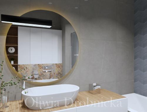 Kolory w łazience w stylu modern classic –sprawdź propozycje!
