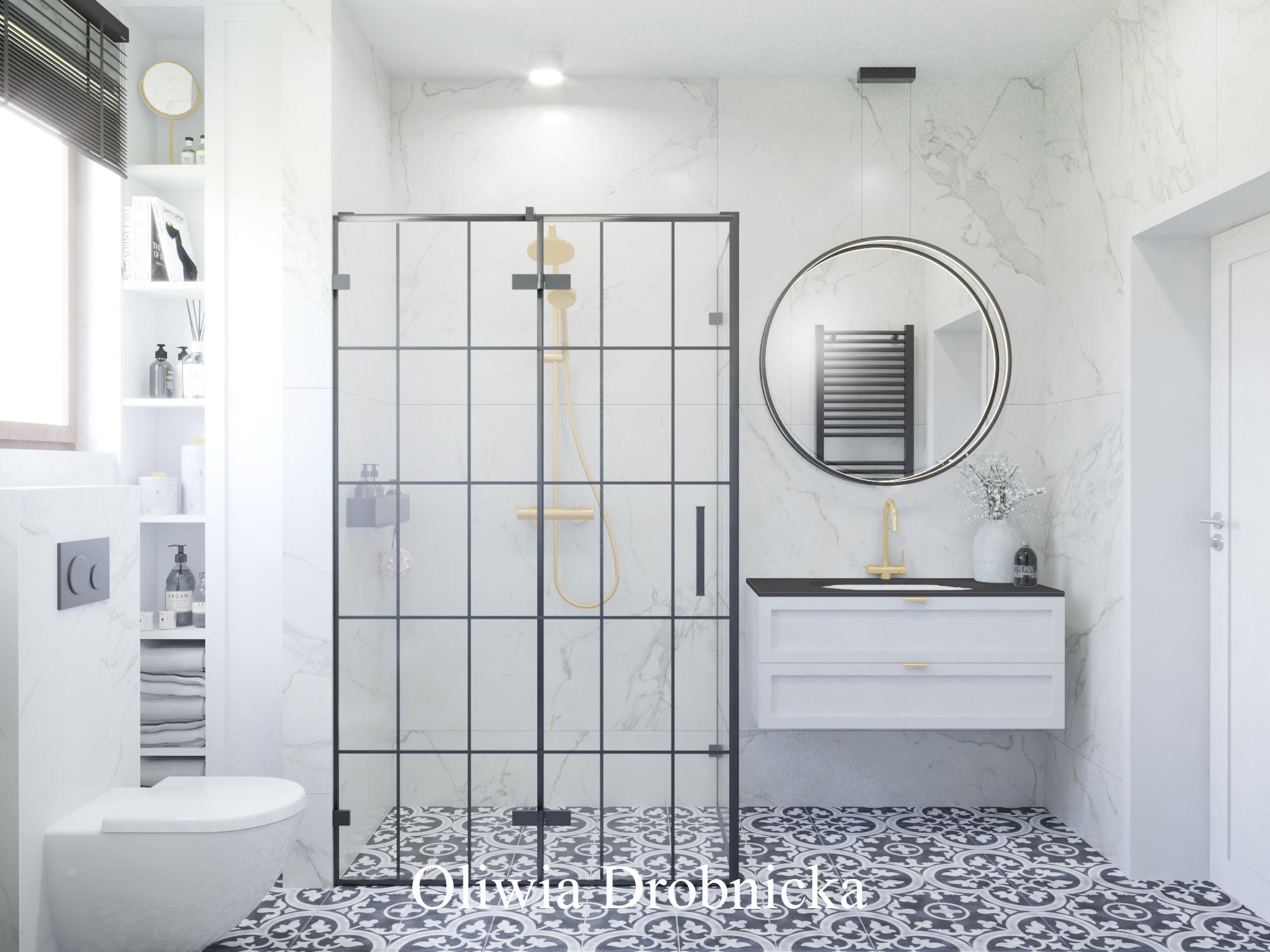 Łazienka Classic Loft