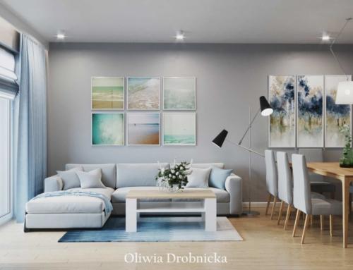Barwy we wnętrzu modern classic – nowoczesne inspiracje